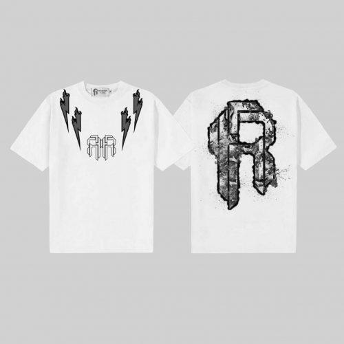 2.Double Logo Mystery Black , White T-shirt